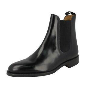 Chelsea nero Formal '290b' Mens Loake Boots UnFqZwwxE8