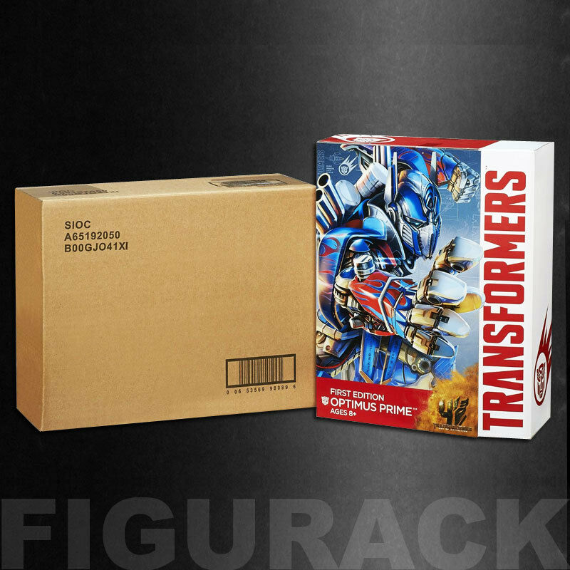 Transformers, AOL Leader Class First Edition Optimus Prime Action Figure