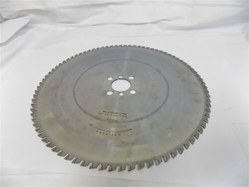 """Professional Saw Blade 84T 4800 Max Rpm 13-1//2/"""" Carbide Tipped #01333814"""
