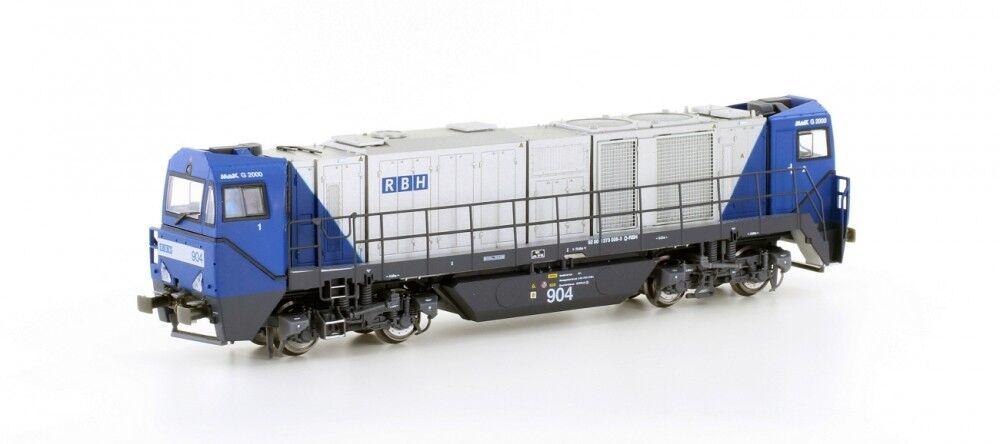 Mehano 58905, Diesel g2000 BB, RHB, DIGITAL + Sound, NUOVO E OVP, h0 AC