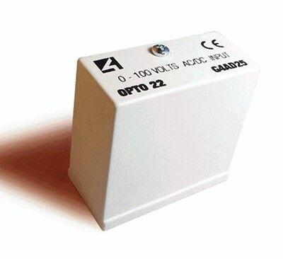 NEW in box. OPTO 22 G4AD25 G4 Analog I//O Module  0-100 Volt AC//DC Input