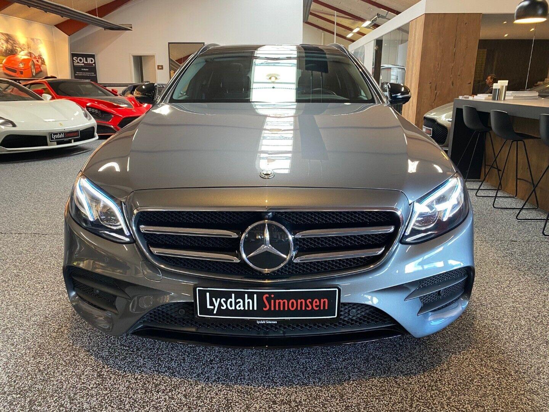 Mercedes E350 d 3,0 AMG Line stc. aut. 5d - 3.587 kr.