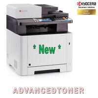 Kyocera M5521cdn Duplex Colour Multifunction Laser Printer + 2 Year Wty