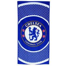 CHELSEA FC FOOTBALL TOWELS BEACH BATH GYM SWIM SOFT TOWEL 100/% OFFICIAL LICENSED