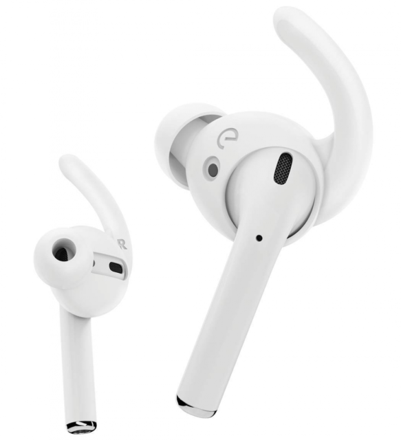 Earbuddyz Ultra Ear Hooks And Covers Compatible With Apple Airpods 1 2 Or Earp For Sale Online Ebay
