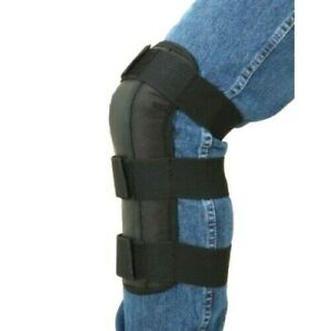 Tough 1 Barrel Racing Horse Rider Shin Guards Adult Pair in Black One Size
