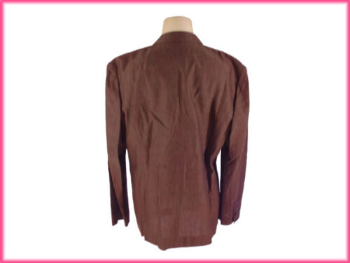 Brown Brugt Coats Burberry G1191 Authentic Woman Jackets 1vEa7fq