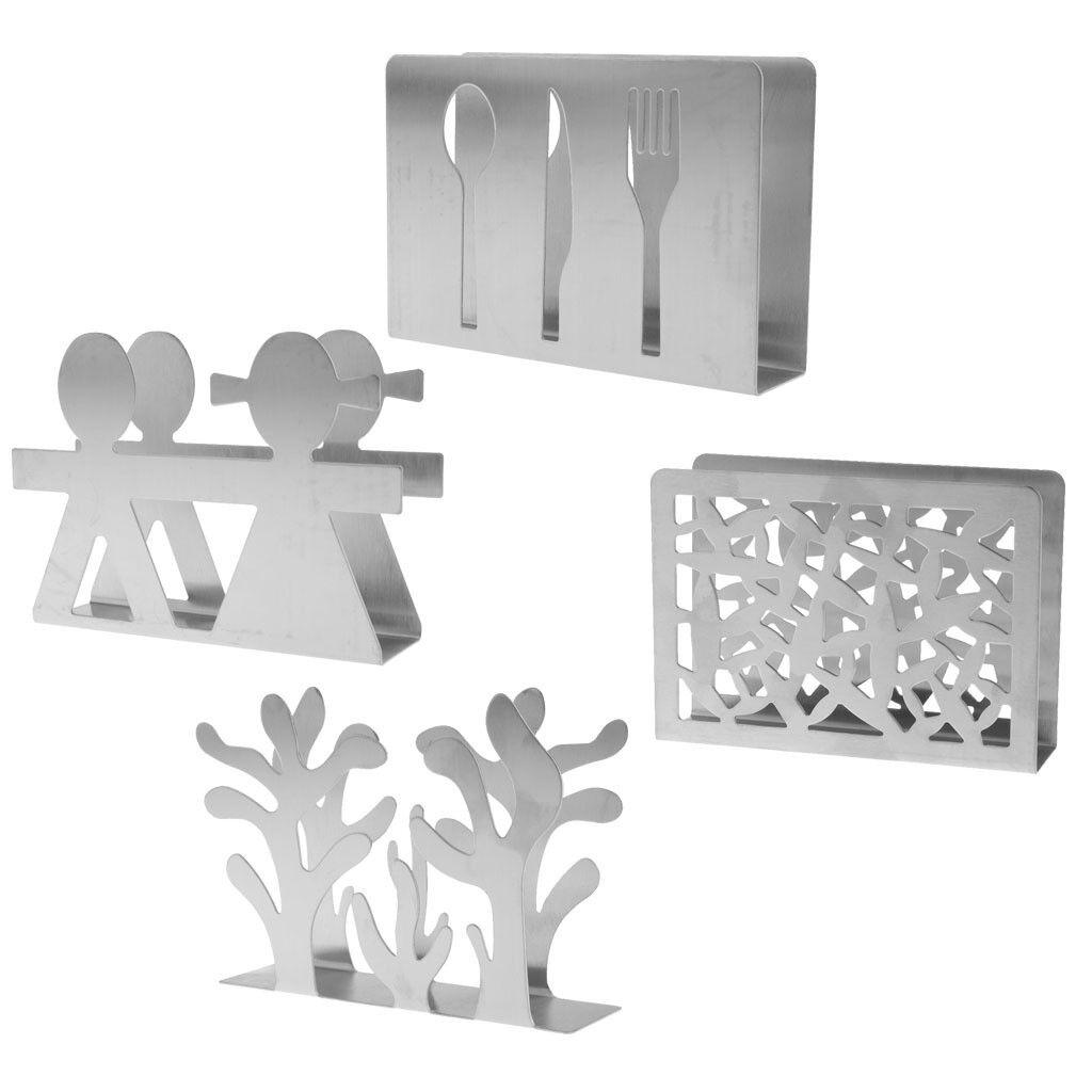 Napkin Holder Dispenser Tissue Paper Holder Rack For Home Party Dining Table Ebay