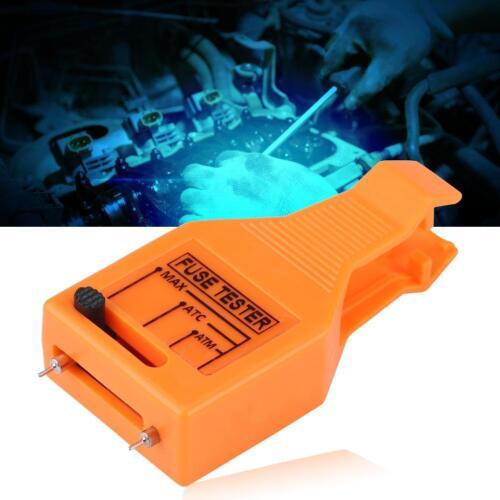 Sicherungstester Sicherungszieher für Mini//Standard//Maxi KFZ Sicherungen ❤