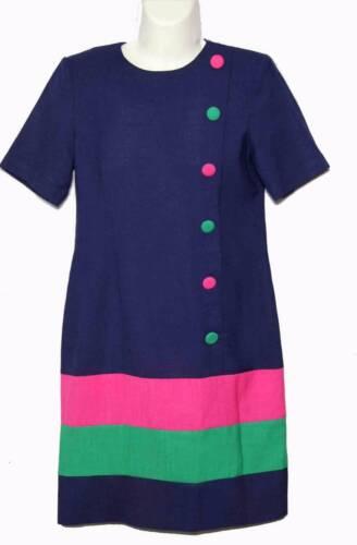 Vintage 1980s Willow Ridge Dress Women's Size 8 P