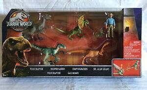 Jurassic World Exclusive Legacy Collection Dr Alan Grant Jurassic Park