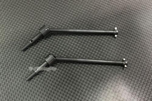 Steel Front Rear Swing Shaft CVD for Tamiya DF-03 DF03