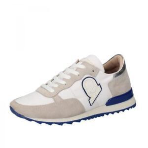 INVICTA-scarpe-uomo-sneakers-camoscio-e-tessuto-vari-colori