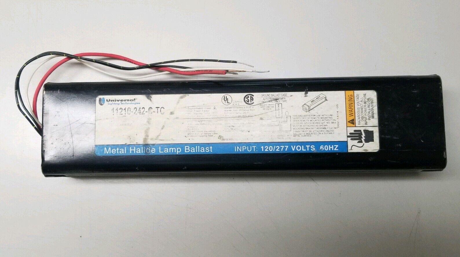 UNIVERSAL//MAGNETEK 11210-539C-TC METAL HALIDE  BALLAST