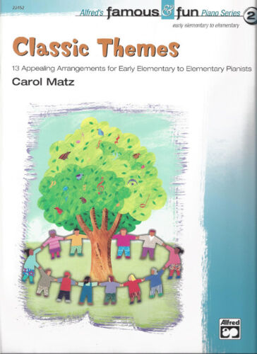 Carol Matz Classic Themes Book 2 Early Elementary to Elementary