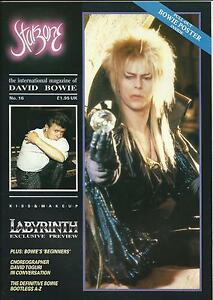 DAVID BOWIE starzone number 16 international magazine 24 pages 1986 julysept - <span itemprop=availableAtOrFrom>Wrexham, United Kingdom</span> - Hi....This is our Returns Policy but firstly Thankyou for your purchase it is very appreciated, Our number one concern is that all our customers are happy with the goods & service from us - Wrexham, United Kingdom