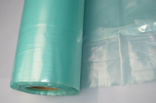 Greenhouse Polly Tunnel foil plastic horticultural polythene sheet plant cover