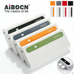 Aibocn-10000mAh-Power-Bank-2-USB-LED-Portable-Extenal-Battery-Charger-For-Phone