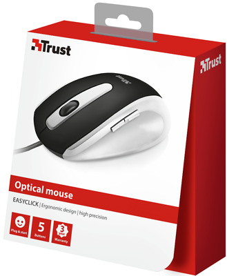 TRUST USB OPTICAL MOUSE WINDOWS DRIVER