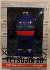 "Tetsujin 28 Motion Figure Collection 10"" Gigantor Robot Jun Planning Japan MISB"