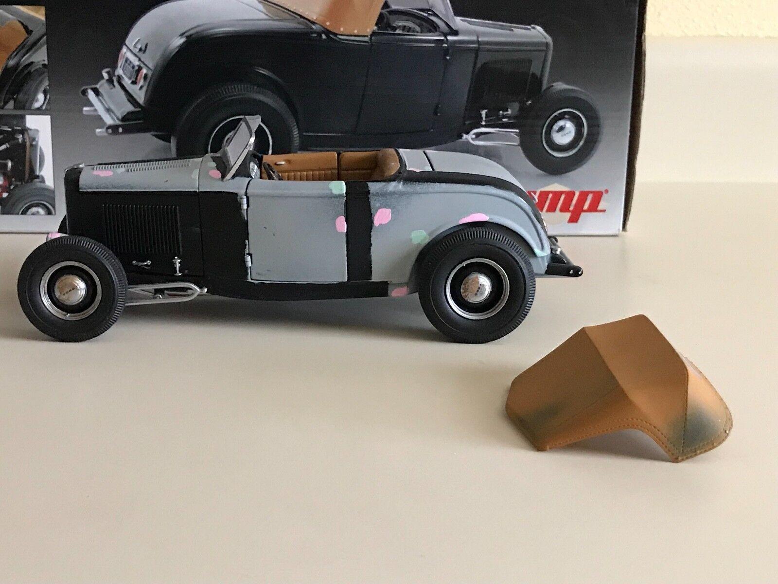 1932 Ford Deuce Highboy Roadster LE 11 GMP 1/18 Detroit