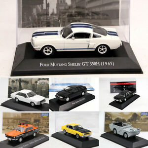 IXO-Corgi-Ford-Mustang-Corcel-Pampa-Sierra-Pick-UP-Diecast-Models-Toys-1-43-Gift