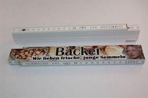Elektriker  2m  Holz Berufe Zollstock