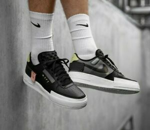 Details about Nike Air Force 1 Type N. 354 Black