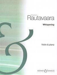 Aimable Rautavaara Whispering Violon & Piano-afficher Le Titre D'origine
