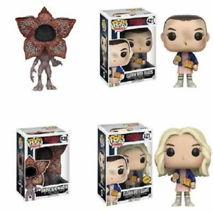 Vinyl-Figure-Action-Stranger-Things-Eleven-With-Eggos-Netflix-Toy-Gift-AU-HOT
