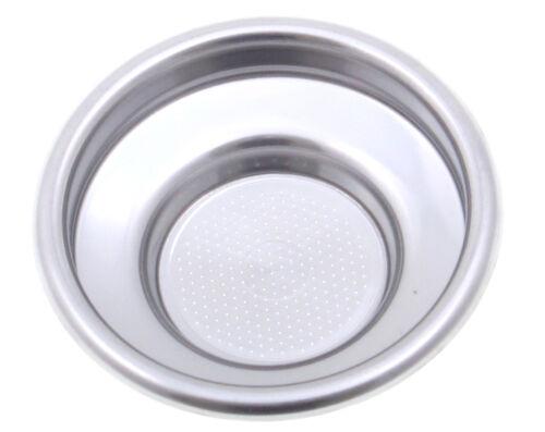 Kaffeesieb Rancilio Eintassensieb Sieb Filter Eintassenfilter für Siebträger