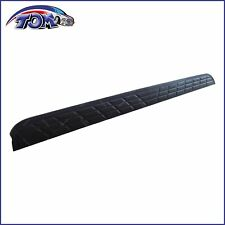 Trunk Seal Tailgate Seal Molding Spoiler Top Protector For Silverado 25844299 Fits Chevrolet