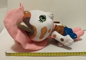 40715a9a1e3e Disney Junior Sheriff Callie Wild West Plush Soft Toy Cat Animal Doll ...