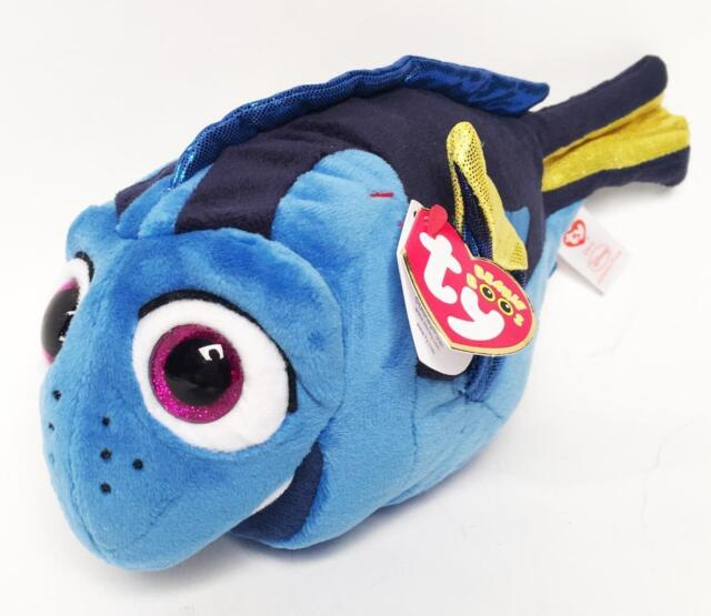 1ec0338d921 Ty Finding Dory Sparkle Eye Beanie Boos Plush S Natures Harvest 2016 ...