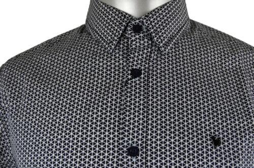 Bruno Banani da uomo per il tempo libero Camicia Business Camicia Manica Lunga S M L XL XXL 2xl NUOVO