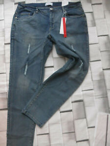 Sheego-Trousers-Jeans-Blue-Size-48-with-Cracks-plus-Size-298