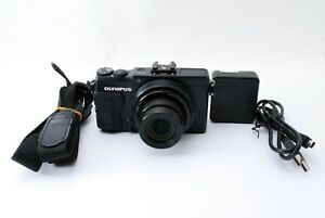 Olympus-Stylus-XZ-2-12-0MP-Digital-Camara-negro-034-Exc-034-de-Japon-FedEx-106