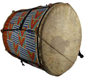 Original Dreadnut Brekete Westafrika Snare Bass Drum