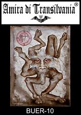 Buer Pseudomonarchia daemonum Johann Weyer Organigramma Inferno Collin Plancy