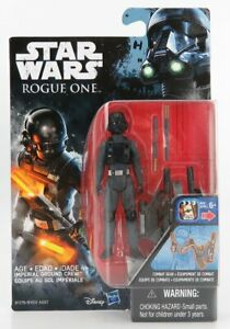 TOMICA 1/18 STAR WARS | ROGUE ONE IMPERIAL GROUND CREW FIGURE CM. 9.5 | GREY ...