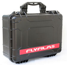 Flyfilms Waterproof Protective Black Hardcase for Camera photography Equipments