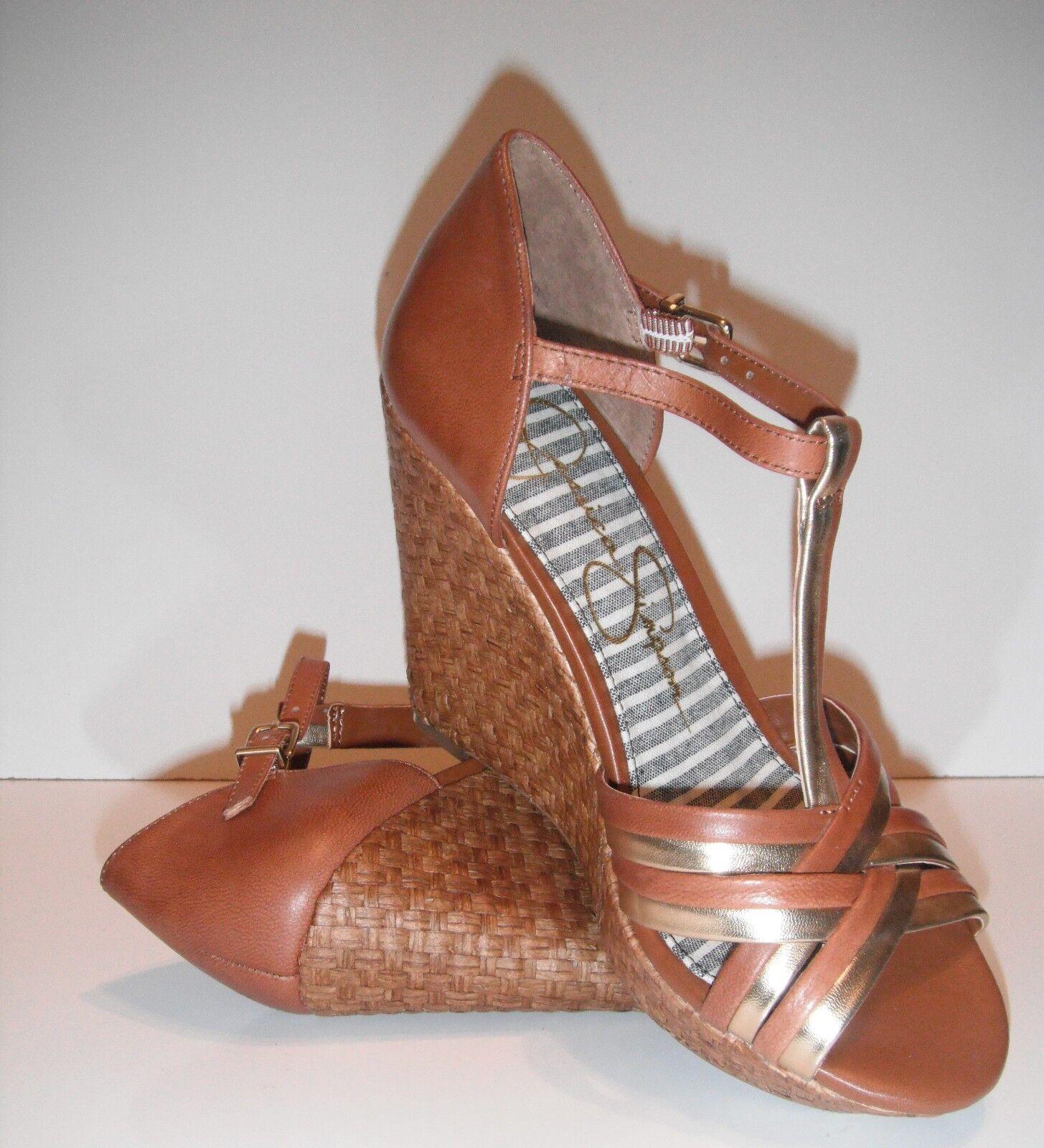 0bd4175c17c9d Jessica Simpson Calista Leather Sandal sz 8.5M NIB ygbqia4941-Pumps ...