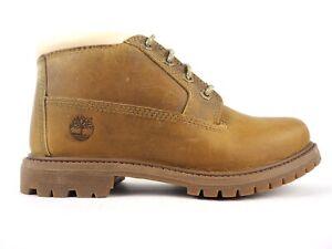 bottes femme timberland marron