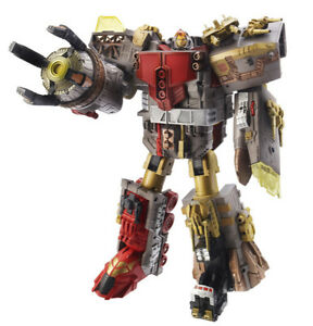 Hasbro Transformers Year Of The Snake Omega Supreme Platinum Edition Action Figure