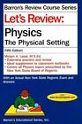 Let's Review Physics: The Physcial Setting by Albert Tarendash, Miriam A Lazar M S (Paperback / softback, 2015)