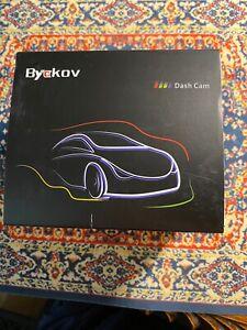 Byakov Dash Cam, 1080P Dash Camera