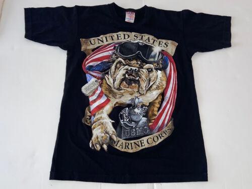 Vintage LXL marine corps bulldog tee
