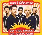 Die Prinzen So viel Spass für wenig Geld (1999) [Maxi-CD]