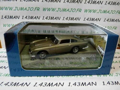 voiture 1//43 Test ATLAS 007 JAMES BOND ASTON MARTIN DB5 Goldfinger