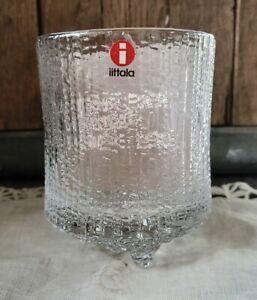 Iittala Finland Ultima Thule Glass 7 Oz Tumbler New Ebay